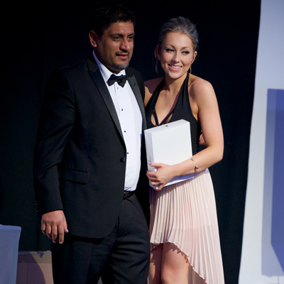 O2 Lease of the Year - Louise Flynn