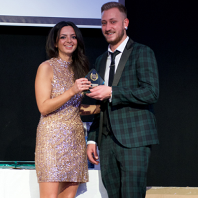 SMB Person of the Year - Claire Thorpe (collected by Arran Hoblin)