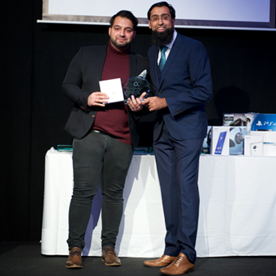 Techy of the Year - Alistair Akram
