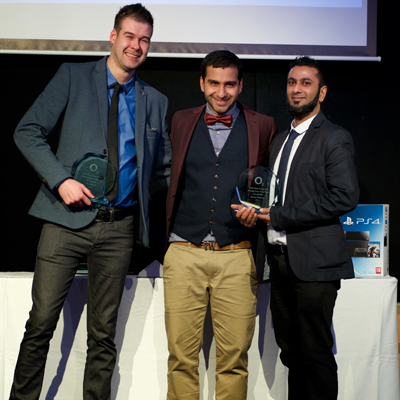 Unsung Hero of the Year - Joe Gilbank and Shokat Dharma