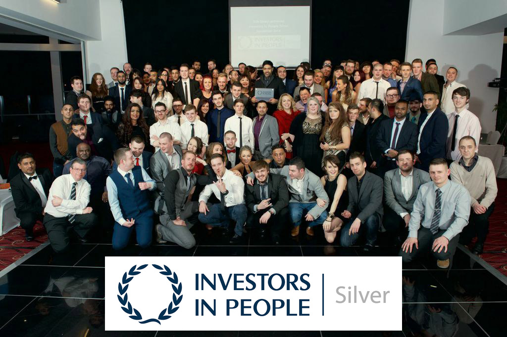 Talk Direct Team - Investors In People