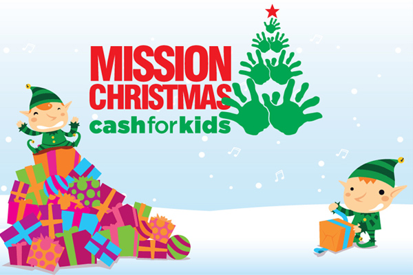 Mission Chistmas - Cash for Kids