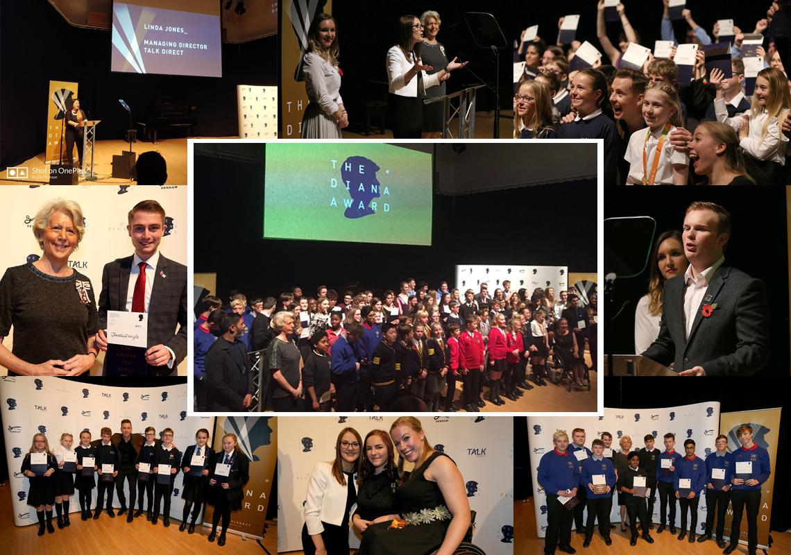 The Diana Awards Inspire North 2017