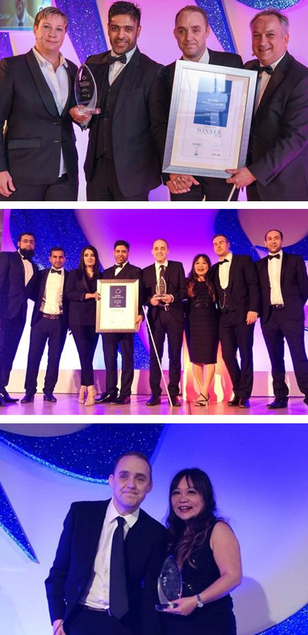 Talk Direct Customer Service award