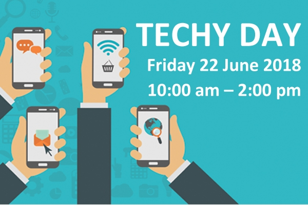 The Partially Sighted Society's Techy Day