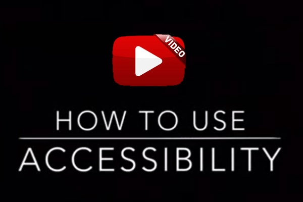 Accessibilty tips for Android Phones