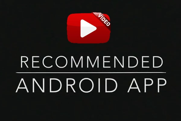 Recommended Android app - Cam find