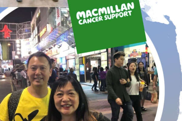Fundraising for Macmillan Cancer Trust