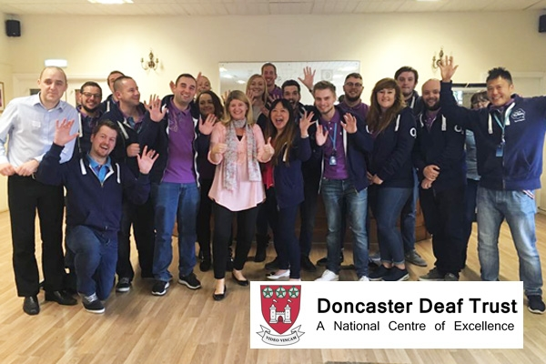 Talk Direct Attend Deaf Awareness Course