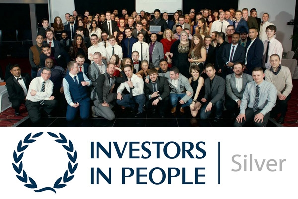 Talk Direct awarded Investors In People Silver accreditation