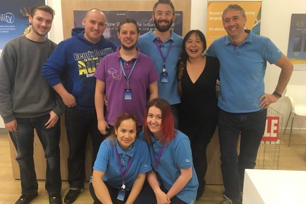 O2 Morpeth and O2 Wallsend Join the Talk Direct Family