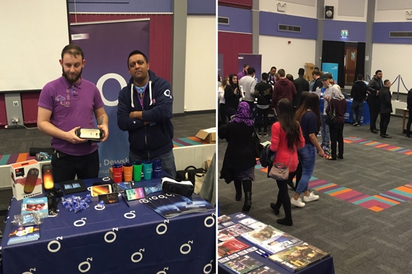 Talk Direct Invited to Kirklees College Career Fair