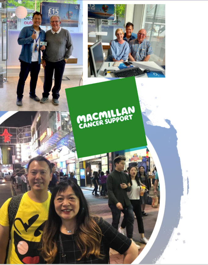 Macmillan Cancer Trust Fundraising