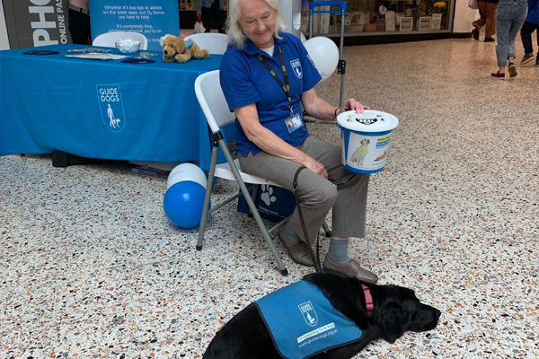 Fundraising Charity Event for Guide Dogs