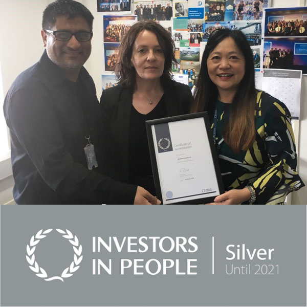 Investors in People 2018